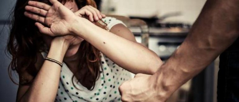 Что делать, если избил муж?