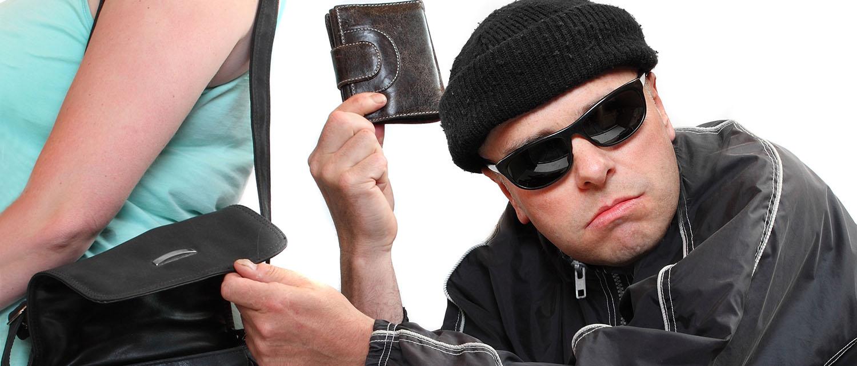 Какая статья за карманную кражу?