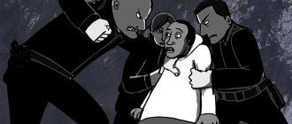 Что делать, если избили в полиции